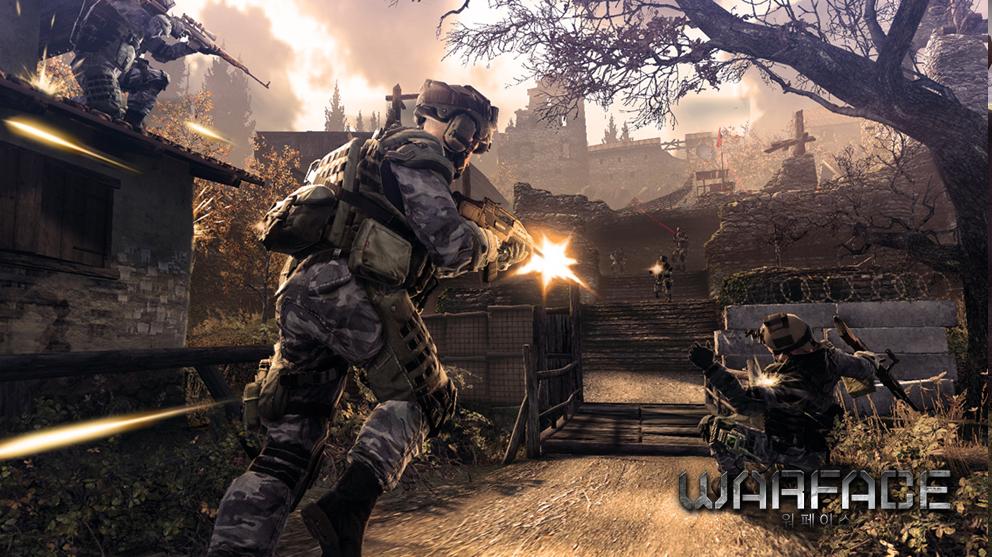 Warface será gratuito para PC (Foto: Divulgação)