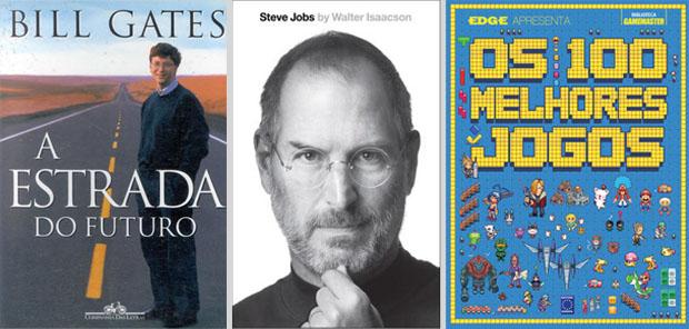 Livros como presente do Dia dos Namorados (Foto: TechTudo)