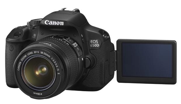Canon T4i (Foto: Divulgação)
