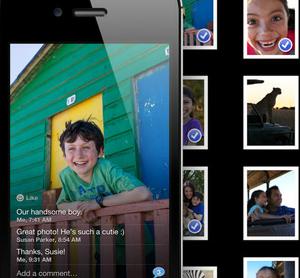 Shared Photo Stream, uma opção para fazer backup e compartilhar suas fotos rapidamente (Foto: Divulgação)
