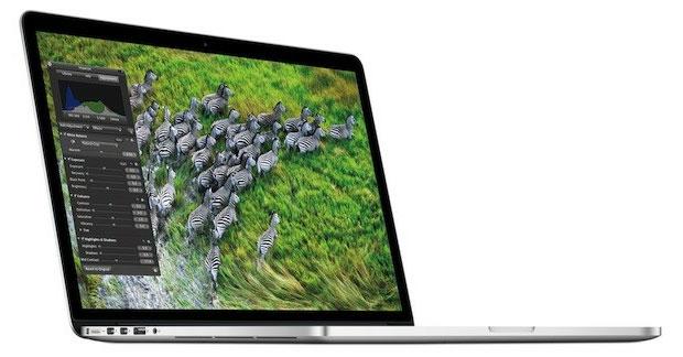 Novo MacBook Pro com tela Retina (Foto: Reprodução)