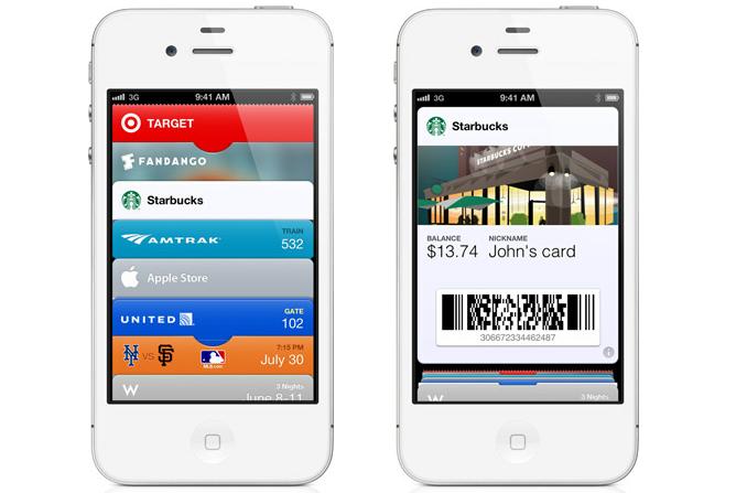 Novo Passbook, um gestor de cartões e senhas no seu iPhone (Foto: Divulgação)