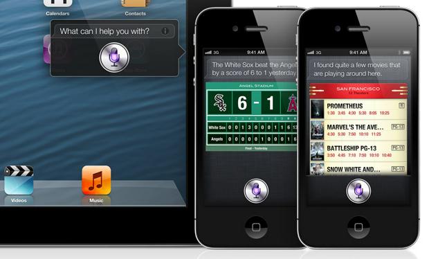 Novo Siri, agora também funcional no novo iPad (Foto: Divulgação)