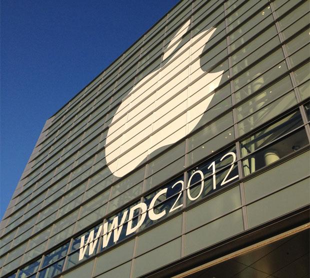 Fachada da WWDC (Foto: Breno Masi)