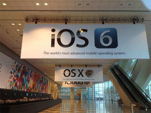 WWDC 2012 - iOS 6 (Foto: Breno Masi)