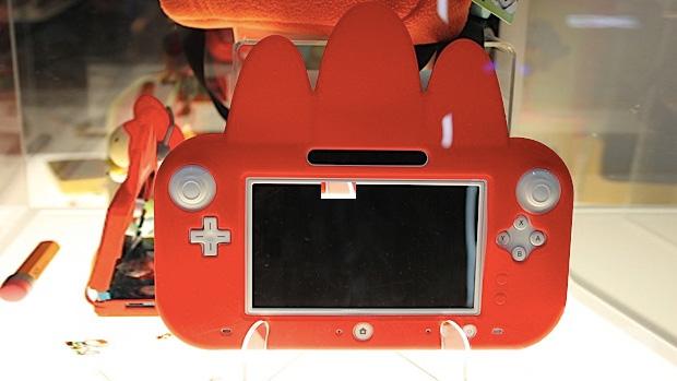 Primeiro acessório do Wii U é uma capa para Scribblenauts Unlimited (Foto: Joystiq)