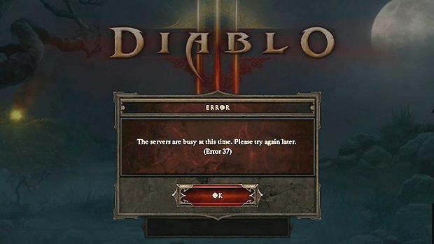 Atualização de Diablo 3 dá fim ao famoso Error 37 (Foto: Divulgação)