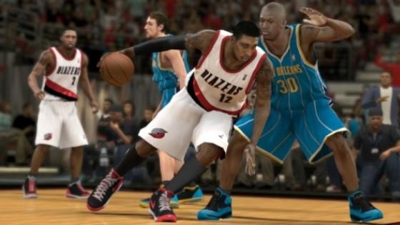NBA 2K13 (Foto: Divulgação)