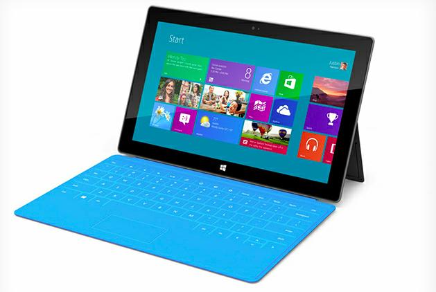 Microsoft Surface (Foto: Divulgação)