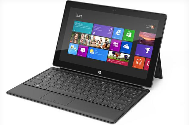 Microsoft Surface com Type Cover (Foto: Divulgação)
