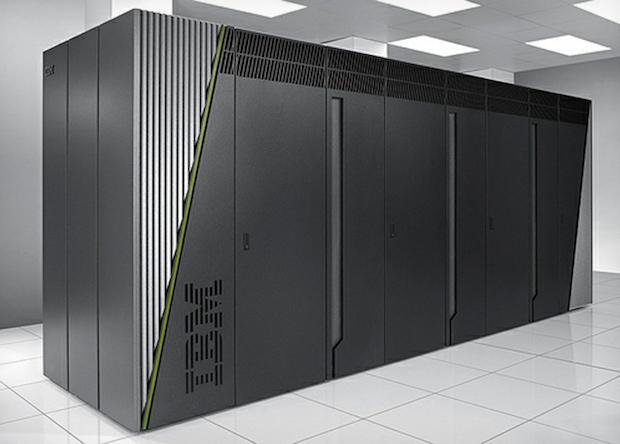 IBM Sequoia (Foto: Divulgação)