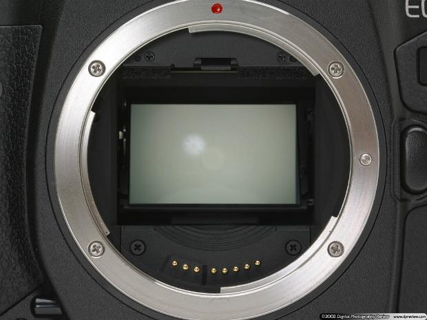 Sensores captam a imagem, como se fosse um filme. (Foto: Reprodução)