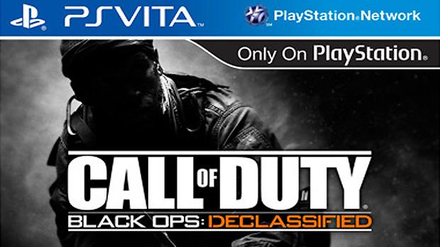 Loja dá detalhes de Call of Duty: Black Ops: Declassified para PS Vita (Foto: Divulgação)