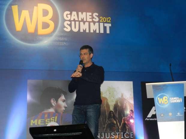 Eduardo Rahmi, diretor de vendas da Warner Bros (Foto: Alexandre Silva/TechTudo)