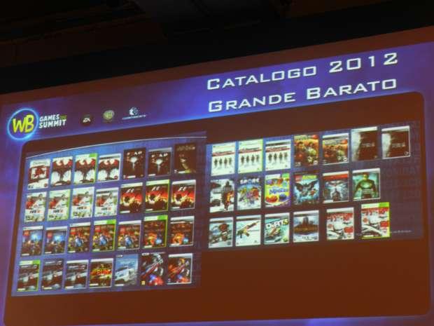 Exemplo das franquias apresentadas na campanha Grande Barato (Foto: Alexandre Silva/TechTudo)