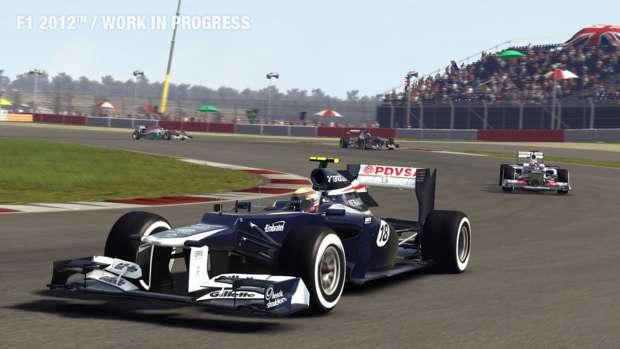 F1 2012 (Foto: Divulgação)