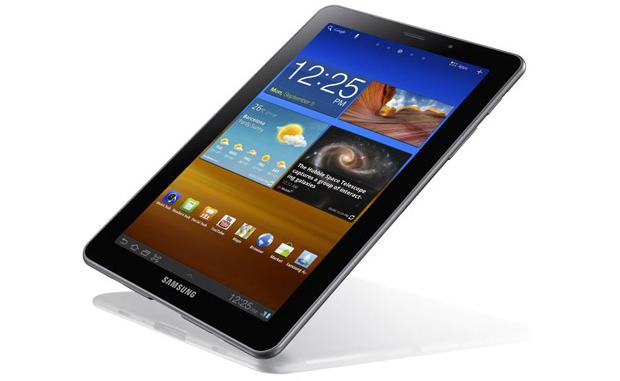 Galaxy Tab começam a receber o Android 4 (Foto: Divulgação) (Foto: Galaxy Tab começam a receber o Android 4 (Foto: Divulgação))
