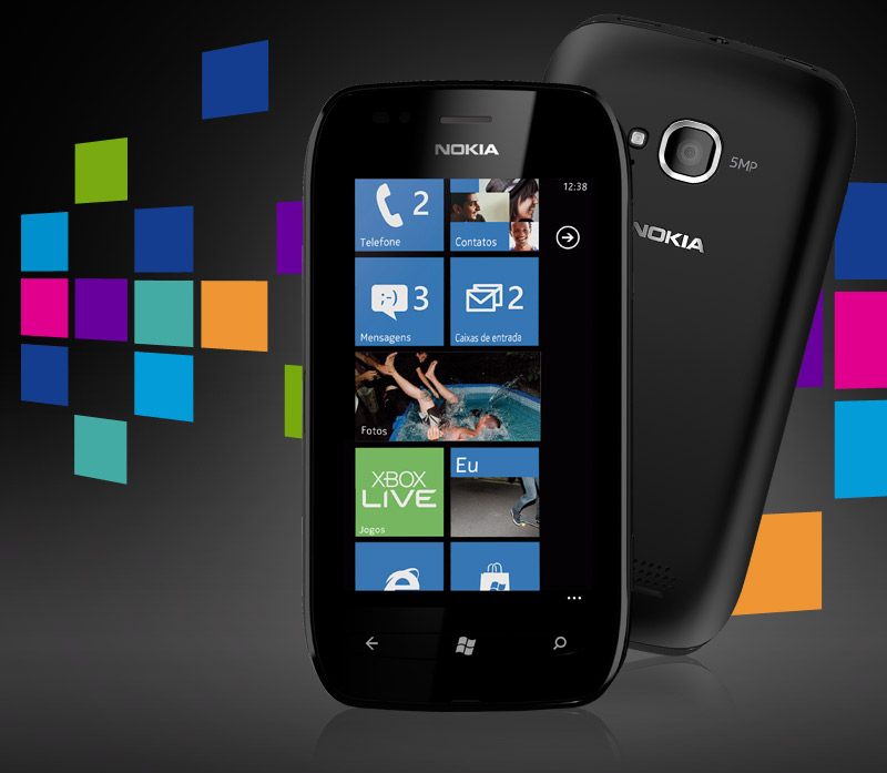 Nokia Lumia 710 começa a receber update para o WP7 Refresh