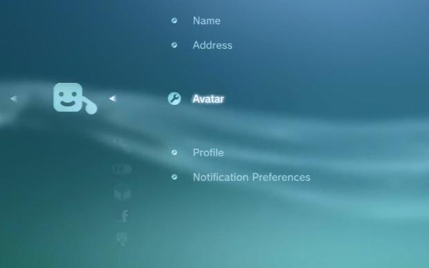 Selecione a opção Avatar (Foto: Divulgação)