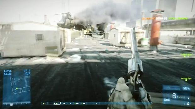 Battlefield 3 - Close Quarters (Foto: Divulgação)