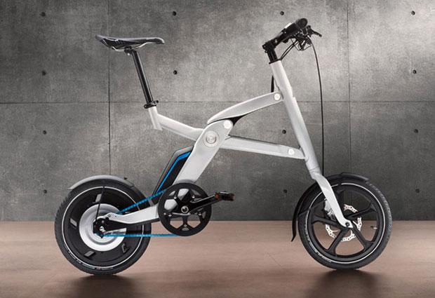 Modelo acompanhará o novo BMW i3 (Foto: Reprodução)