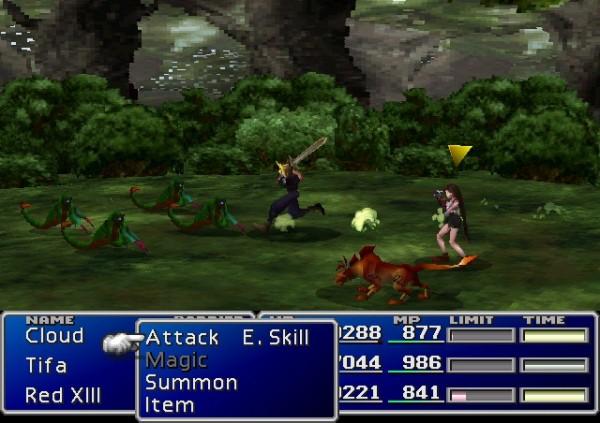 Final Fantasy VII (Foto: Divulgação)