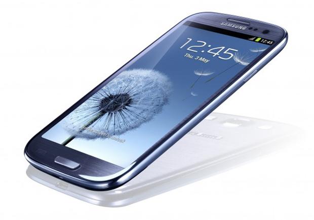 Samsung Galaxy SIII (Foto: Divulgação) (Foto: Samsung Galaxy SIII (Foto: Divulgação))