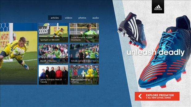 Windows 8 permitirá que desenvolvedores veiculem anúncios em seus aplicativos (Foto: Reprodução)