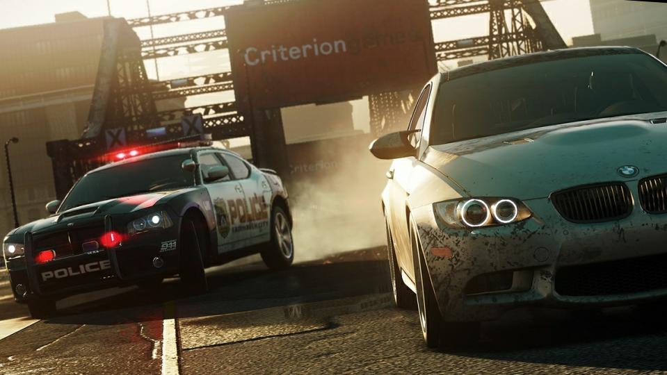 Need for Speed: Most Wanted (Foto: Divulgação)