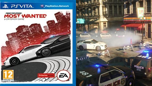 Loja revela detalhes de Need for Speed Most Wanted para PS Vita (Foto: Divulgação)