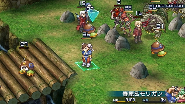 Project X Zone (Foto: Gematsu)