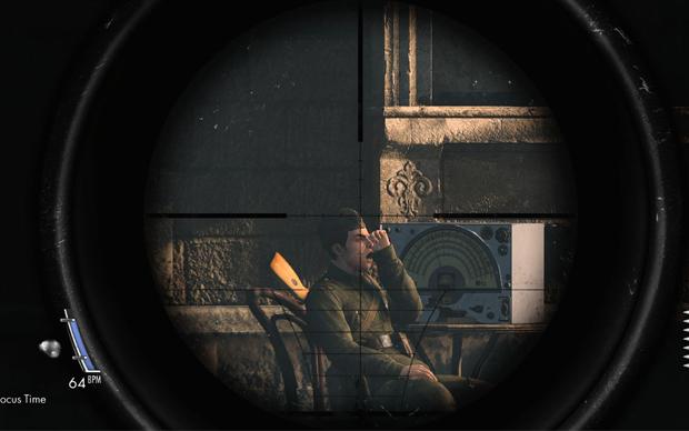 Sniper Elite V2 (Foto: Divulgação)