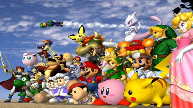 Super Smash Bros para Wii U e 3DS será desenvolvido pela Namco Bandai (Foto: Divulgação)