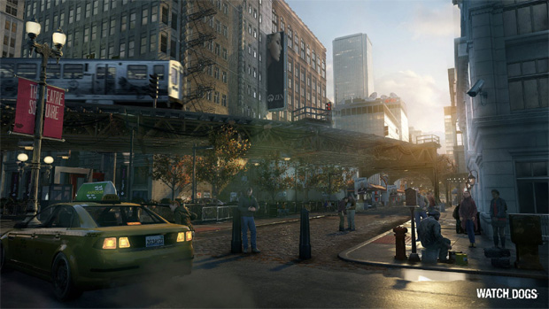 Watch Dogs (Foto: The Dark Side Of Gaming) (Foto: Watch Dogs (Foto: The Dark Side Of Gaming))