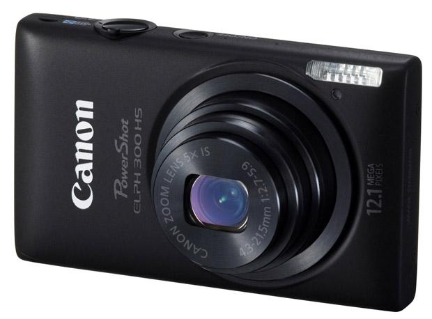 Canon Elph HS 300 (Foto: Divulgação)