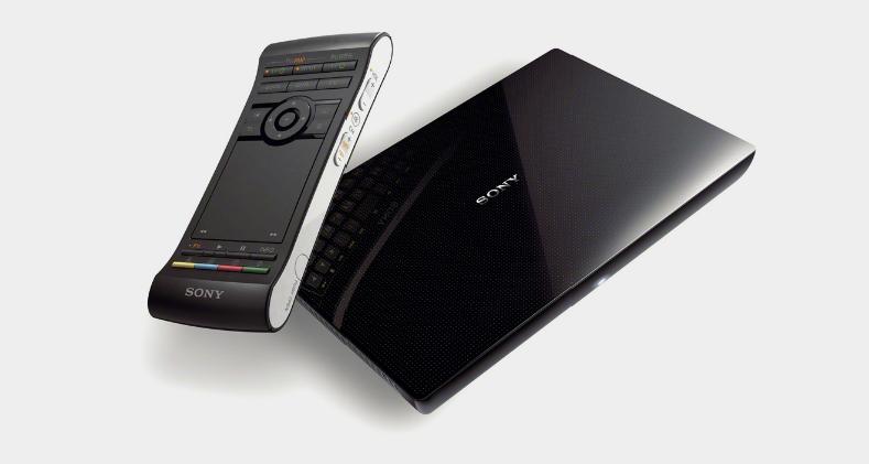 Google TV da Sony chega ao Brasil ainda em 2012 (Foto: Divulgação)