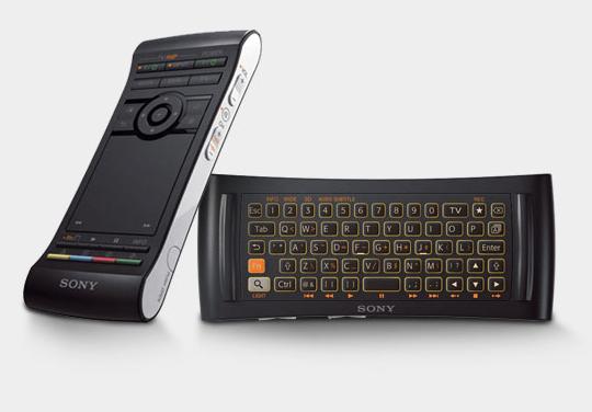 Controle remoto universal vem com o set-top box da Sony (Foto: Divulgação)