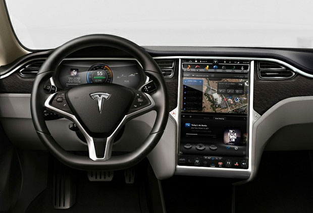tesla lan a carro el trico com processador tegra da nvidia not cias techtudo. Black Bedroom Furniture Sets. Home Design Ideas