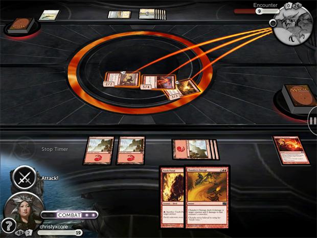 Magic é um jogo dividido por turnos (Foto: Divulgação)
