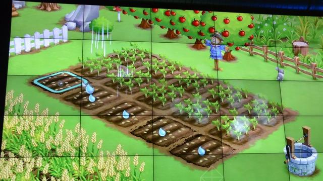 Farmville 2 no evento Zynga Unleashed (Foto: Reprodução/Kotaku)