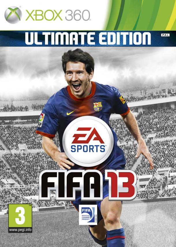 FIFA 13: Ultimate Edition (Foto: Divulgação) (Foto: FIFA 13: Ultimate Edition (Foto: Divulgação))