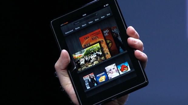 Kindle Fire (Foto: Reprodução)