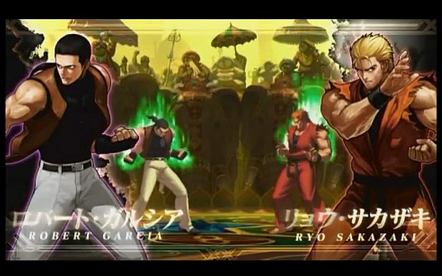 The King of Fighters i 2012 tem bons gráficos (Foto: Reprodução) (Foto: The King of Fighters i 2012 tem bons gráficos (Foto: Reprodução))