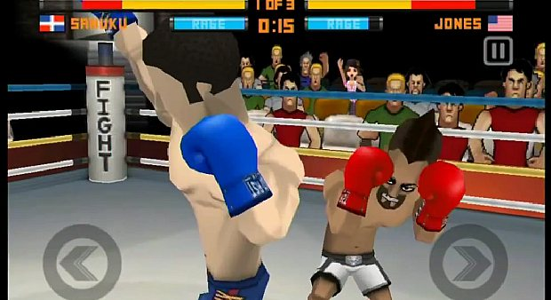 Punch Hero lembra muito o clássico Punch Out! (Foto: Reprodução) (Foto: Punch Hero lembra muito o clássico Punch Out! (Foto: Reprodução))