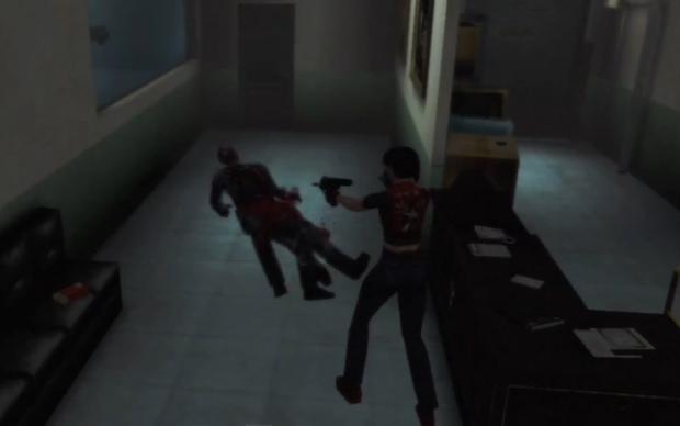 Resident Evil Code Veronica X HD (Foto: Reprodução)