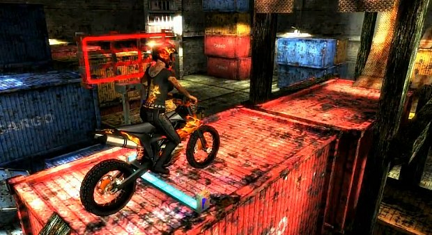 Rock(s) Rider é um divertido clone de Trials (Foto: Reprodução) (Foto: Rock(s) Rider é um divertido clone de Trials (Foto: Reprodução))