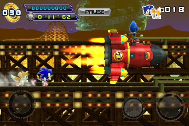 Sonic está de volta (Foto: Divulgação) (Foto: Sonic está de volta (Foto: Divulgação))