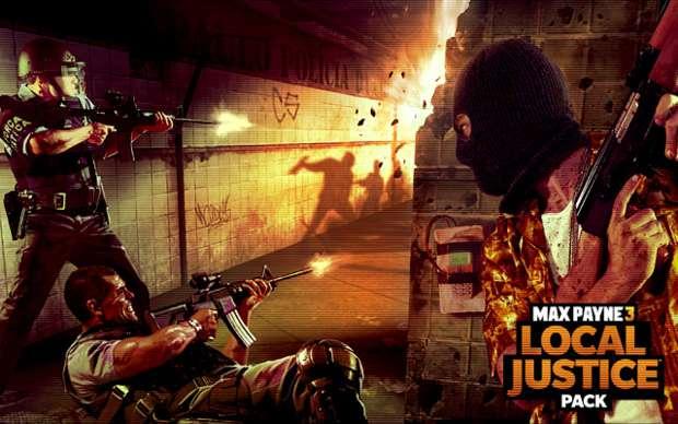 Novo DLC de Max Payne 3 (Foto: Divulgação)