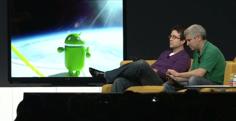 """Vídeos do YouTube direto para TV pelo Nexus Q """"social stream device"""" (Foto: Reprodução/YouTube)"""
