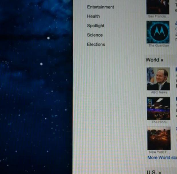 Novos MacBooks com telas Retina apresentam, em alguns casos, problemas de imagens persistentes (Foto: Reprodução)